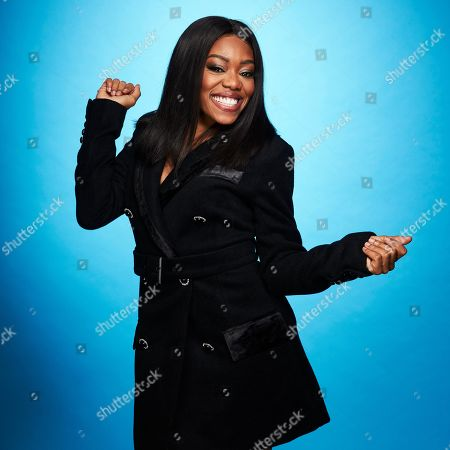 Stock Picture of Lady Leshurr