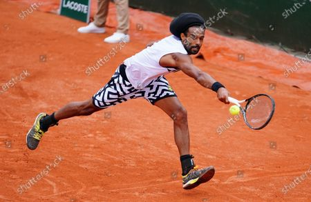 Editorial image of French Open Tennis, Wednesday Previews, Roland Garros, Paris, France - 23 Sep 2020