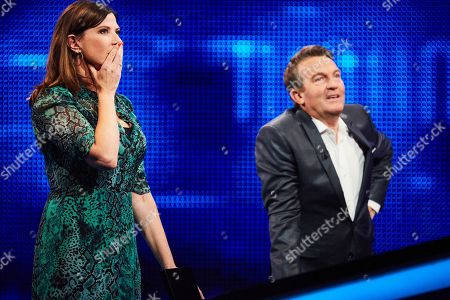 Editorial image of 'The Chase Celebrity Special' TV Show, Series 11, Episode 5, UK - 03 Oct 2020