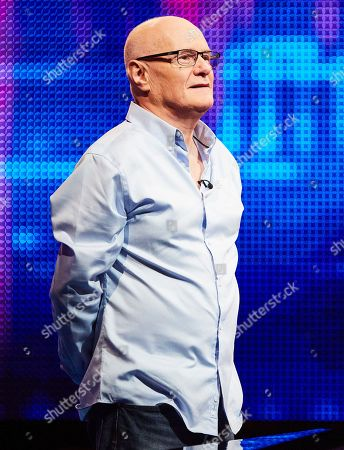Stock Image of Dave Johns