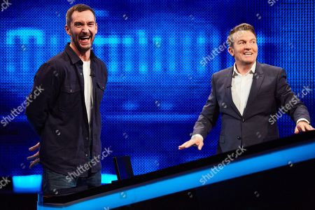 Anthony Quinlan and Bradley Walsh