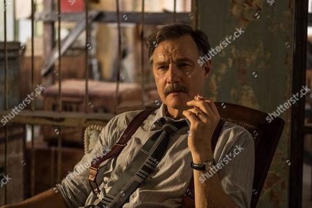 David Morrissey as Walter Blackett.