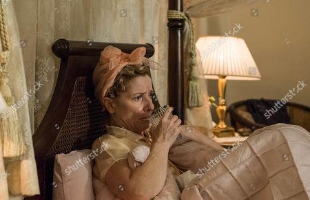 Stock Image of Jane Horrocks as Sylvia Blackett.
