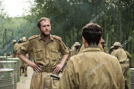Joe Bannister as Charlie Tyrell.