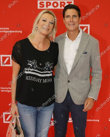 Editorial photo of Red carpet of the Bild100 Sport event in Frankfurt am Main, Germany - 23 Sep 2020