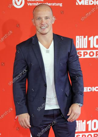 Editorial image of Red carpet of the Bild100 Sport event in Frankfurt am Main, Germany - 23 Sep 2020