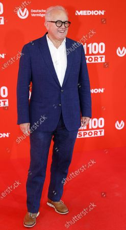 Stock Picture of German Football Association (DFB) president Fritz Keller on the red carpet of 'Bild100 Sport' in Frankfurt am Main, Germany, 23 September 2020. The event invites 100 of the most important and influential German and international personalities of politics, economics and sport.
