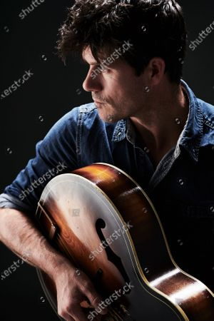Editorial image of Seth Lakeman photoshoot, Bath, UK - 20 Nov 2019