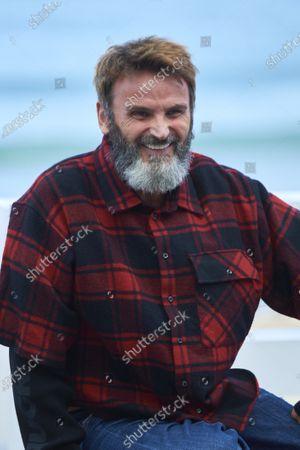 Fernando Tejero attends 'Explota Explota' Photocall during 68th San Sebastian International Film Festival at Kursaal Palace