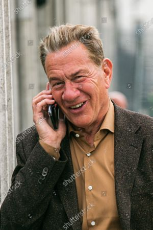 Former Conservative politcian Michael Portillo in Westminster