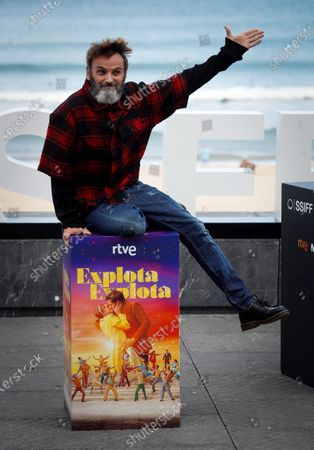 Editorial photo of Explota Explota - 68th San Sebastian Film Festival, Spain - 23 Sep 2020