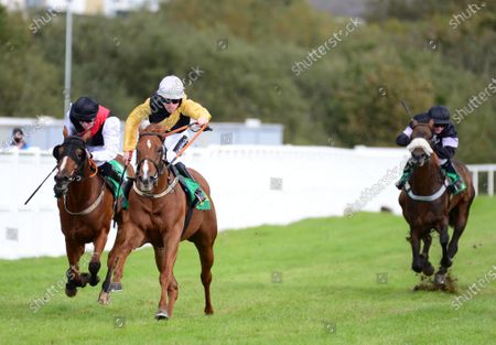 LISTOWEL 24-September-2020. RAMIRO and Gearoid Brouder win for owner Frank Harty and trainer Ian O'Connor.