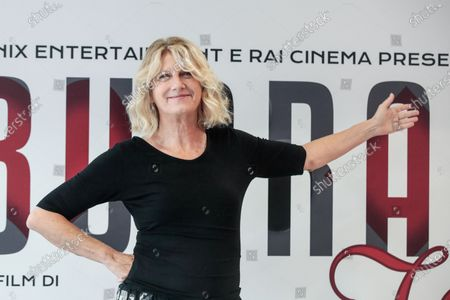 Stock Photo of Angela Finocchiaro