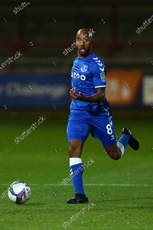 Fabian Delph of Everton
