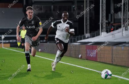 Editorial image of Fulham v Sheffield Wednesday, EFL Carabao Cup Third Round, Football, Craven Cottage, London, UK - 23 Sep 2020