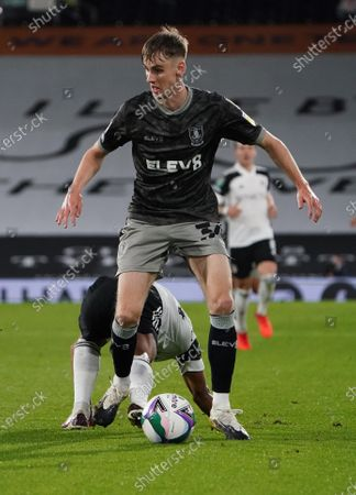 Editorial picture of Fulham v Sheffield Wednesday, EFL Carabao Cup Third Round, Football, Craven Cottage, London, UK - 23 Sep 2020