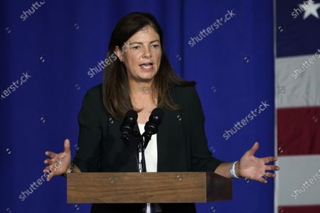 Editorial photo of Kelly Ayotte, Gilford, United States - 22 Sep 2020