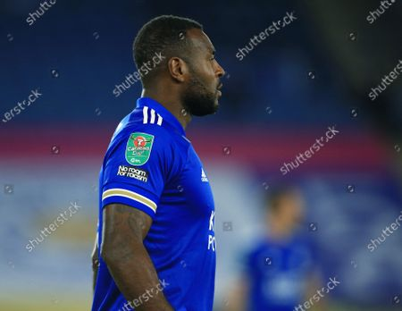 Stock Picture of Wes Morgan of Leicester City