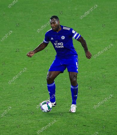 Wes Morgan of Leicester City