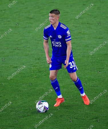 Luke Thomas of Leicester City
