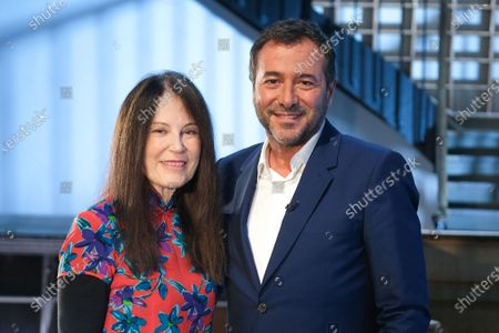Editorial photo of 'Animaux Stars' TV show filming, Paris, France - 22 Sep 2020