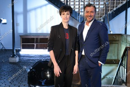 Marie-Claude Pietragalla and Bernard Montiel