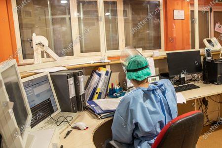 Redakční fotka na téma Coronavirus in Rome, Italy - 23 Sep 2020
