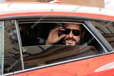 Stock Picture of Matt Dillon at Hotel Maria Cristina