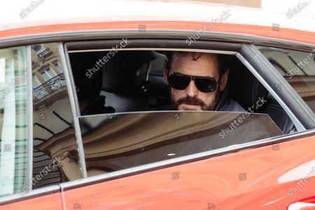 Stock Image of Matt Dillon at Hotel Maria Cristina