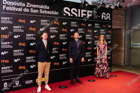 Editorial picture of 'Supernova' premiere, 68th San Sebastian International Film Festival, Spain - 23 Sep 2020