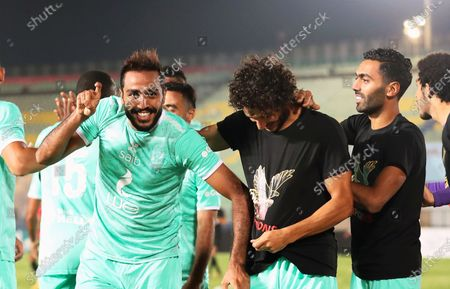 Editorial photo of FC Masr vs Al Ahly SC, Cairo, Egypt - 23 Sep 2020