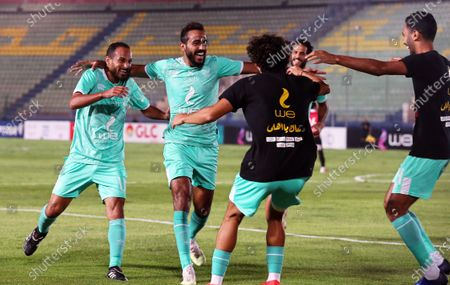 Editorial picture of FC Masr vs Al Ahly SC, Cairo, Egypt - 23 Sep 2020