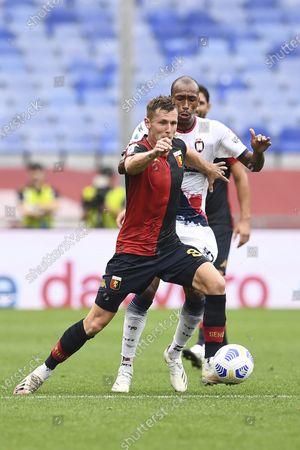 Editorial image of Soccer: Serie A 2020-2021 : Genoa 4-1 Crotone, Genova, Italy - 20 Sep 2020