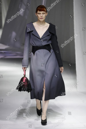 Editorial picture of Fendi show, Runway, Spring Summer 2021, Milan Fashion Week, Italy - 23 Sep 2020