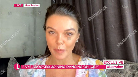 Editorial photo of 'Lorraine' TV Show, London, UK - 24 Sep 2020