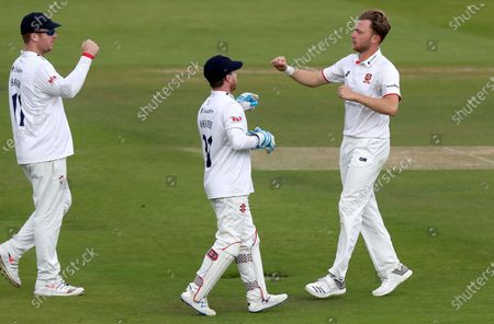 Editorial picture of Somerset CCC vs Essex CCC, Bob Willis Trophy Final, Cricket, Lord's Cricket Ground, St John's Wood, London, United Kingdom - 24 Sep 2020