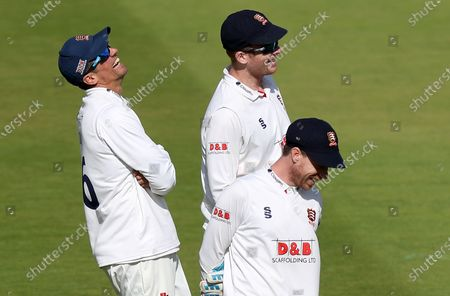Editorial image of Somerset CCC vs Essex CCC, Bob Willis Trophy Final, Cricket, Lord's Cricket Ground, St John's Wood, London, United Kingdom - 24 Sep 2020