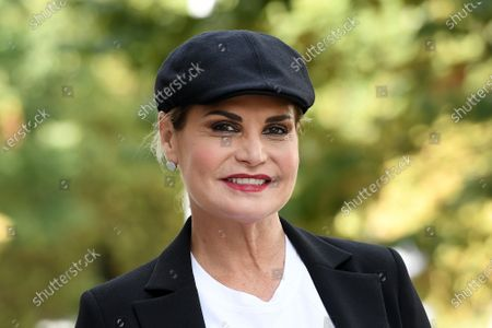 Stock Picture of Simona Ventura
