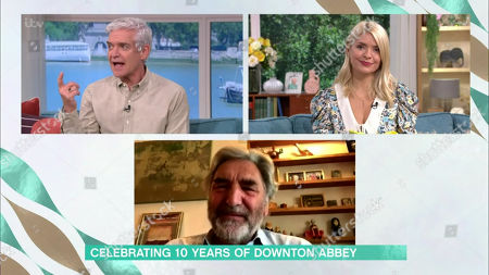 Phillip Schofield, Holly Willoughby, Jim Carter