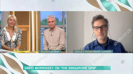 Redactionele foto van 'This Morning' TV Show, London, UK - 24 Sep 2020