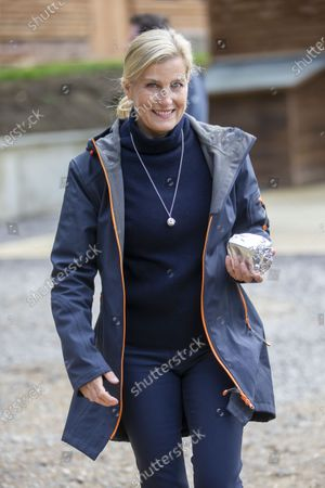 Stock Photo of Sophie Countess of Wessex