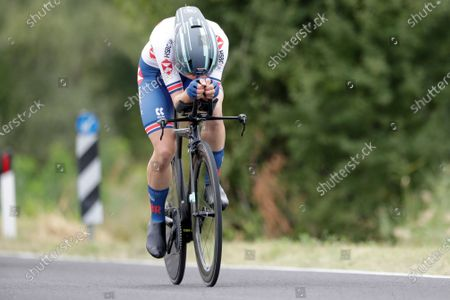 Editorial image of Road Cycling Worlds, Imola, Italy - 24 Sep 2020
