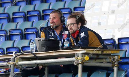 Editorial photo of Hull KR v Leeds Rhinos. Warrington, UK - 24 Sep 2020