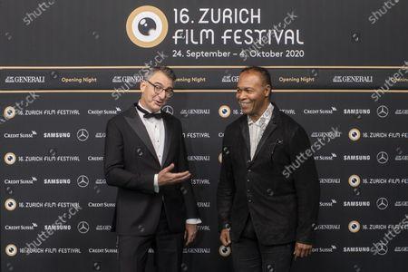 Editorial image of 16th Zurich Film Festival, Switzerland - 24 Sep 2020