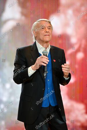 Singer Salvatore Adamo
