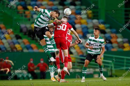 Editorial photo of Soccer Europa League, Lisbon, Portugal - 24 Sep 2020