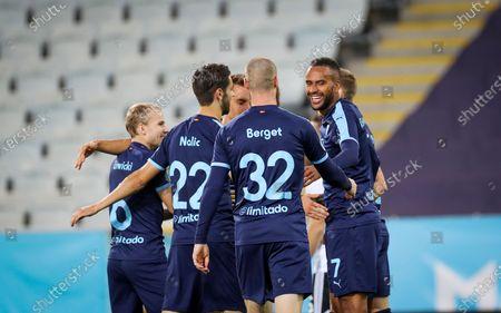 Editorial image of Malmo FF v NK Lokomotiva Zagreb, Malmo, Sweden - 24 Sep 2020