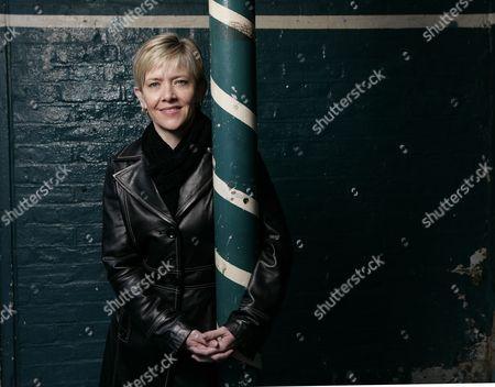 Editorial image of Allison Fisher in Camden Passage, London, Britain - 05 Nov 2009