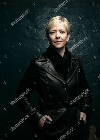 Editorial photo of Allison Fisher in Camden Passage, London, Britain - 05 Nov 2009