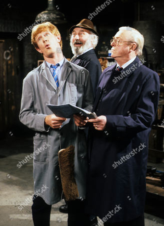 Editorial picture of 'The Gaffer' TV Series.
